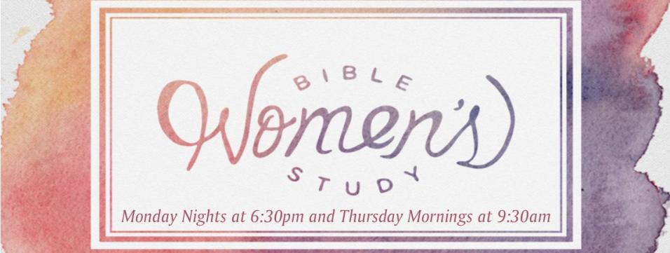 Women's Midweek Study